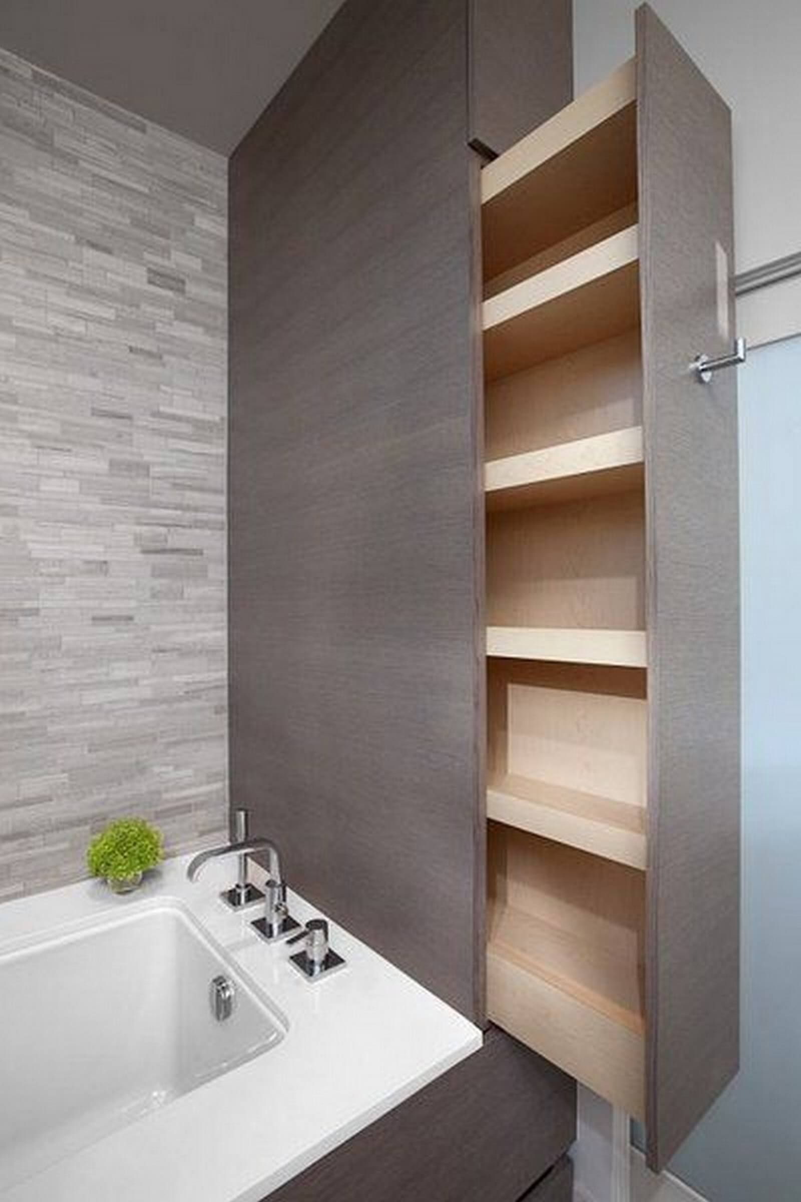 30 Elegant Examples Of Modern Bathroom Design For 2018 with regard to measurements 1600 X 2400