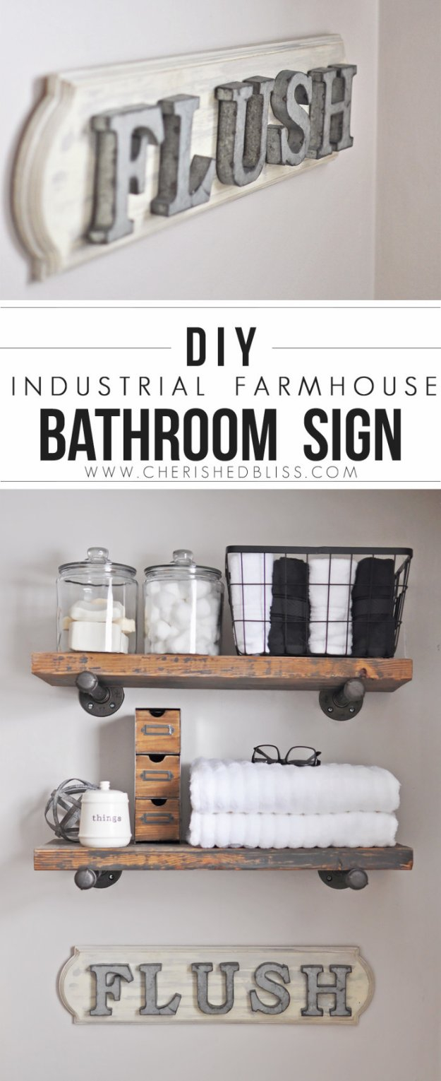 31 Diy Decor Ideas For The Bathroom within dimensions 625 X 1530