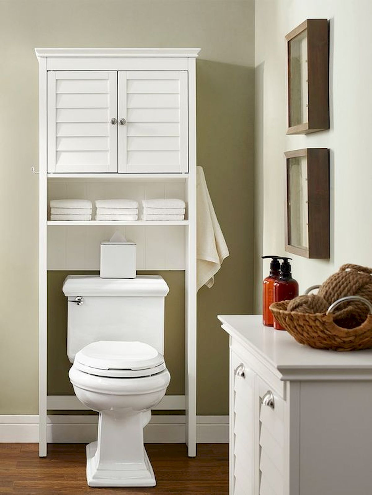 33 Fantastic Bathroom Storage Decor Ideas And Remodel 33 throughout measurements 1200 X 1595