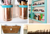 42 Best Diy Bathroom Storage And Organizing Ideas For 2019 inside size 800 X 2787