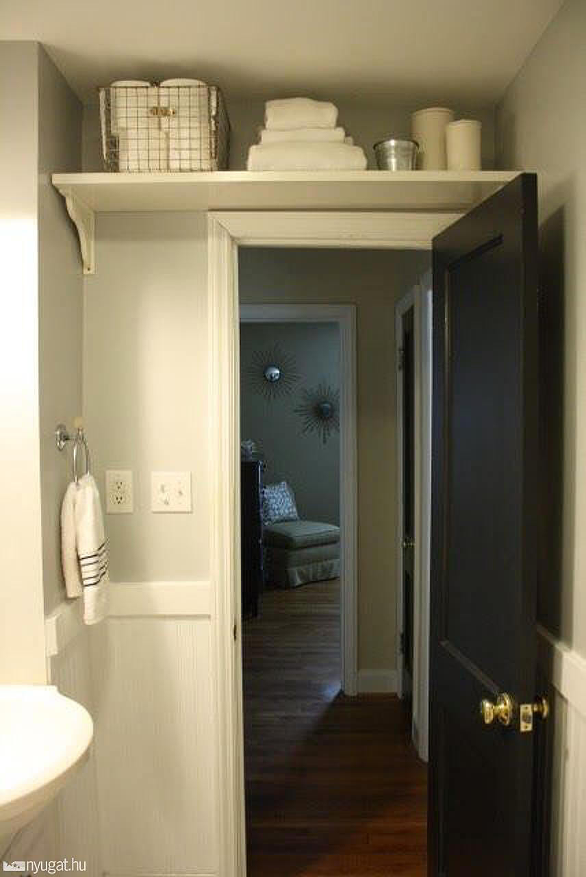44 Best Small Bathroom Storage Ideas And Tips For 2019 pertaining to measurements 856 X 1280
