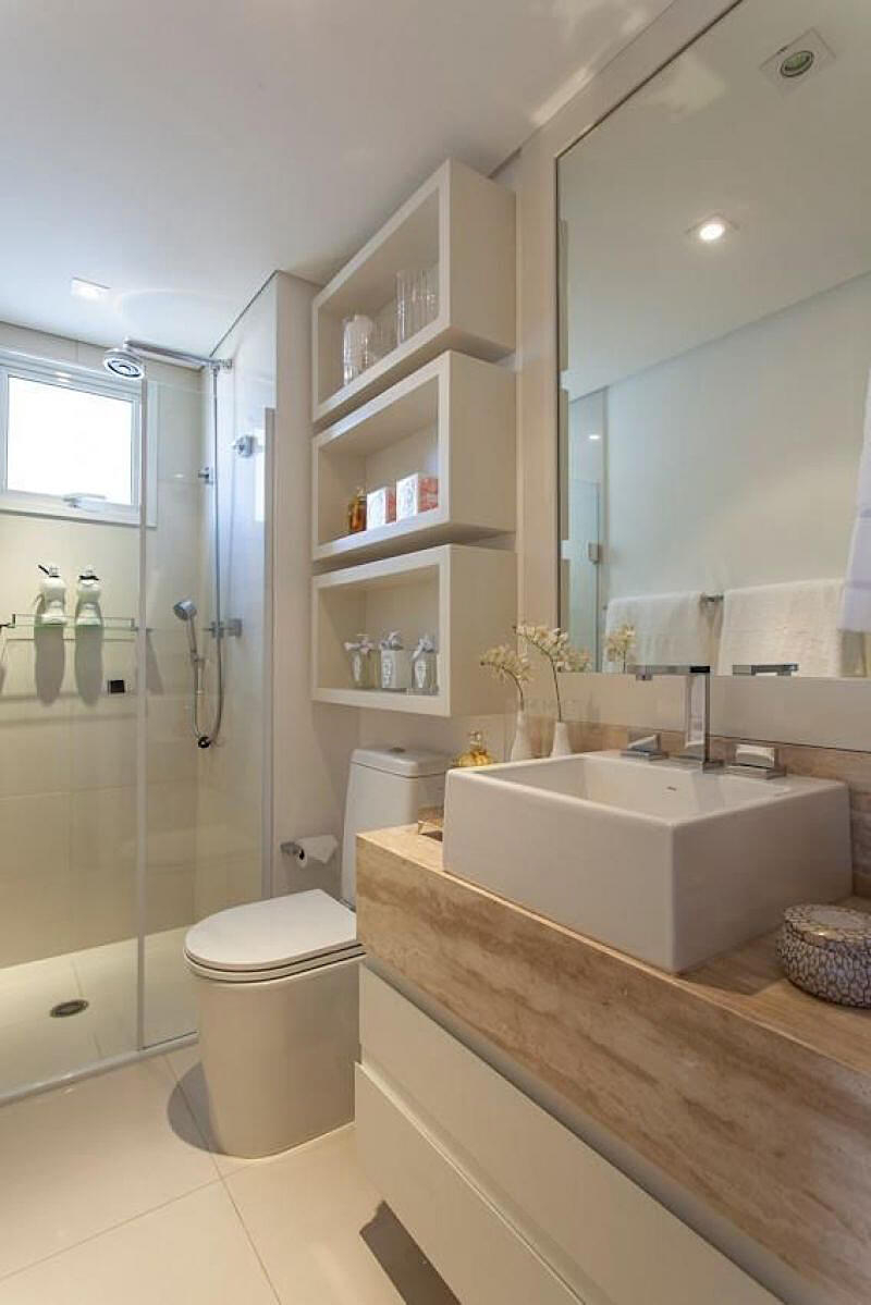 44 Best Small Bathroom Storage Ideas And Tips For 2019 regarding measurements 800 X 1199