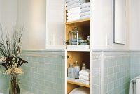 44 Best Small Bathroom Storage Ideas And Tips For 2019 regarding proportions 1103 X 1122