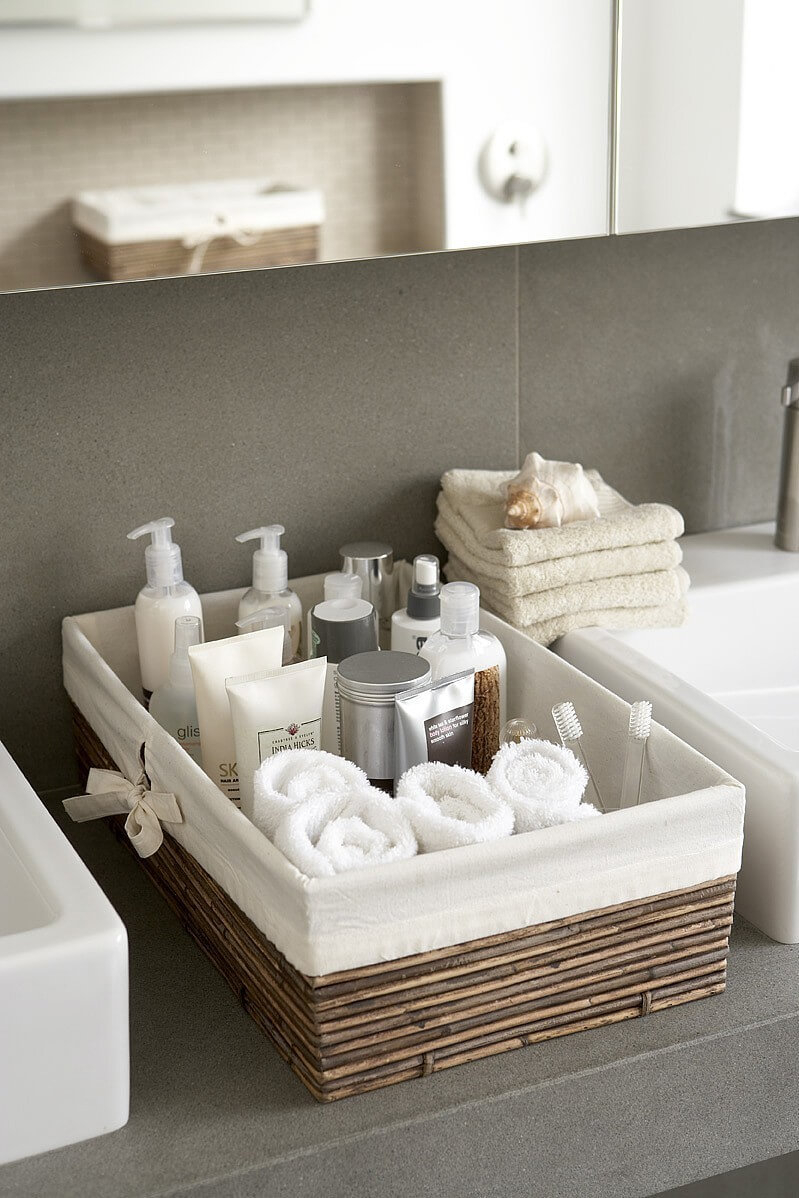 44 Best Small Bathroom Storage Ideas And Tips For 2019 throughout proportions 799 X 1198