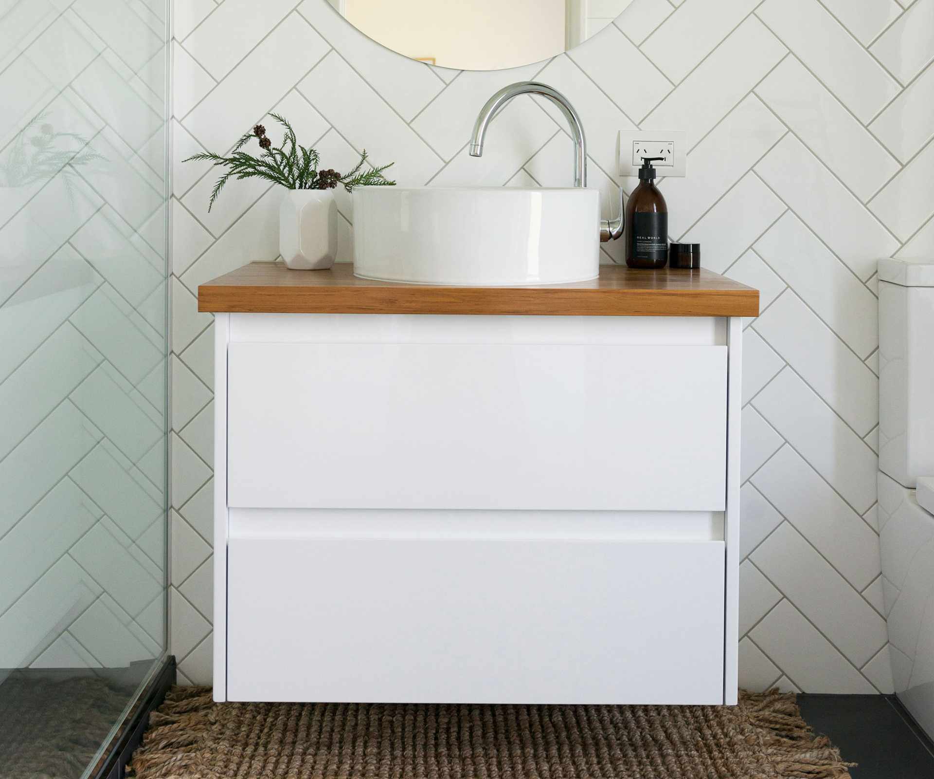 5 Best Bathroom Vanity Designs To Match Your Style for sizing 1920 X 1600