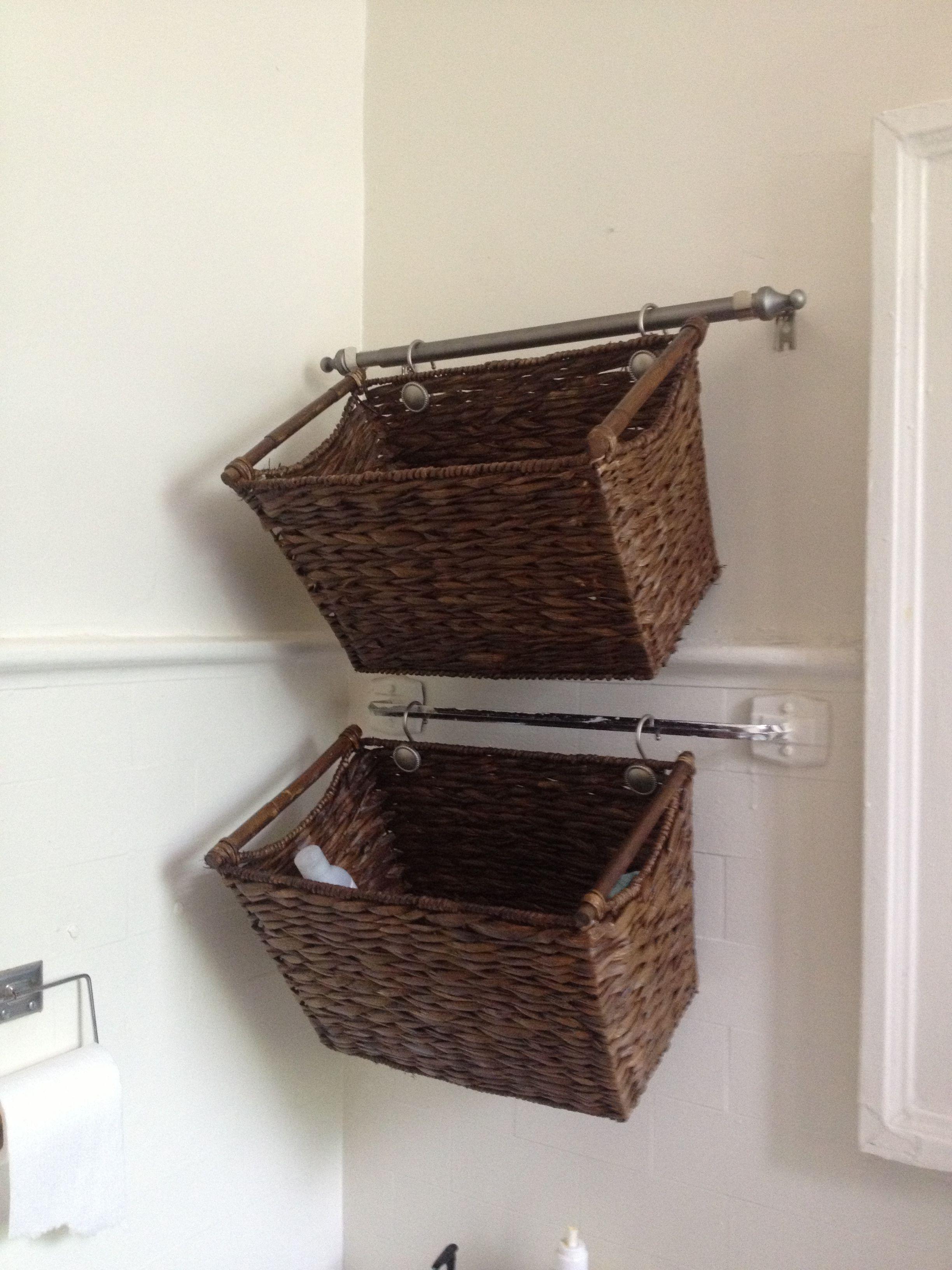 51 Amazing Small Bathroom Storage Ideas For 2018 Best regarding size 2448 X 3264