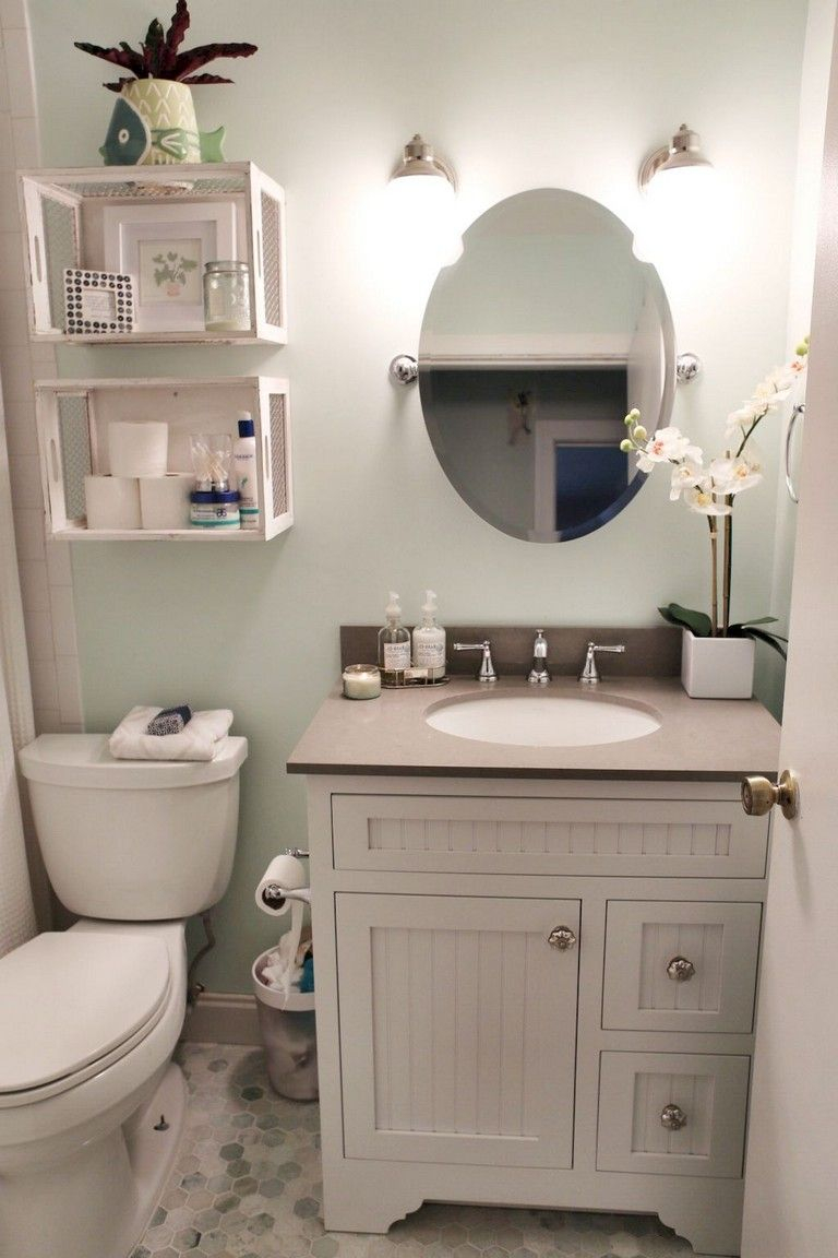 52 Exciting And Cool Ideas For Bathroom Storage Cabinet within dimensions 768 X 1152