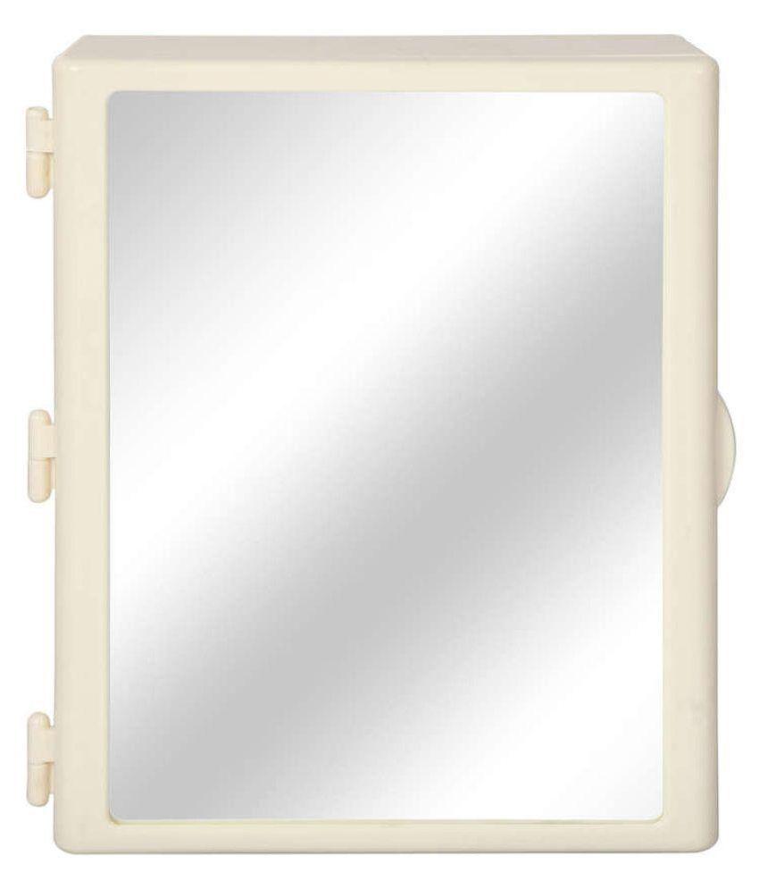 Aqua Ivory Acrylic Bathroom Cabinet for sizing 850 X 995