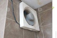 Bath Vent Fan Bathroom Ventilation System Stock Photo for dimensions 1065 X 1300