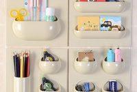 Bathroom Cosmetics Home Storage Box Plastic Free Stickup Storage Cans Thick Stack Storage Organizer Kitchen Accessories Container Khaki inside measurements 900 X 900