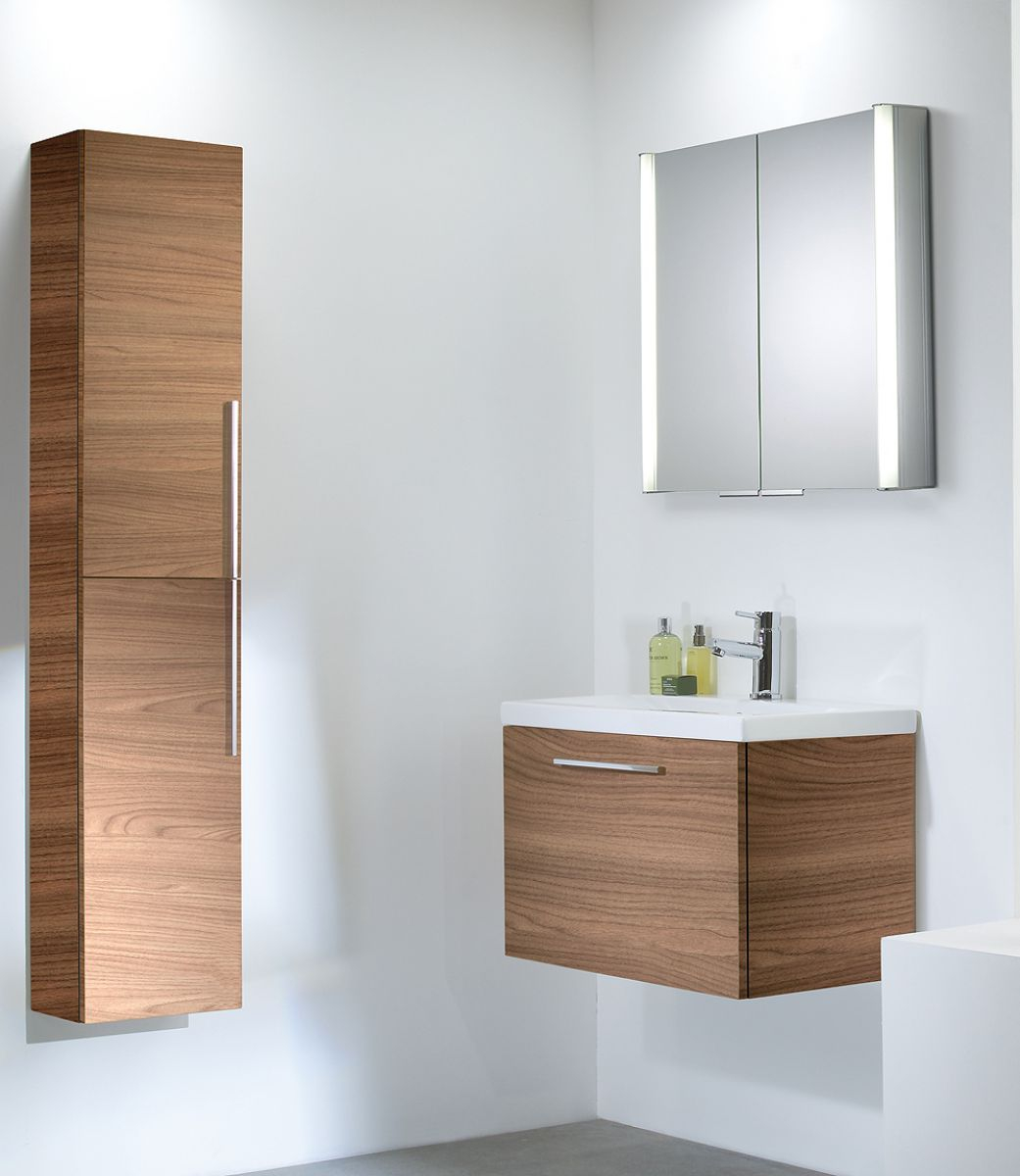 Bathroom Cupboards Wall Mounted Freestanding Storage Units with proportions 1041 X 1200