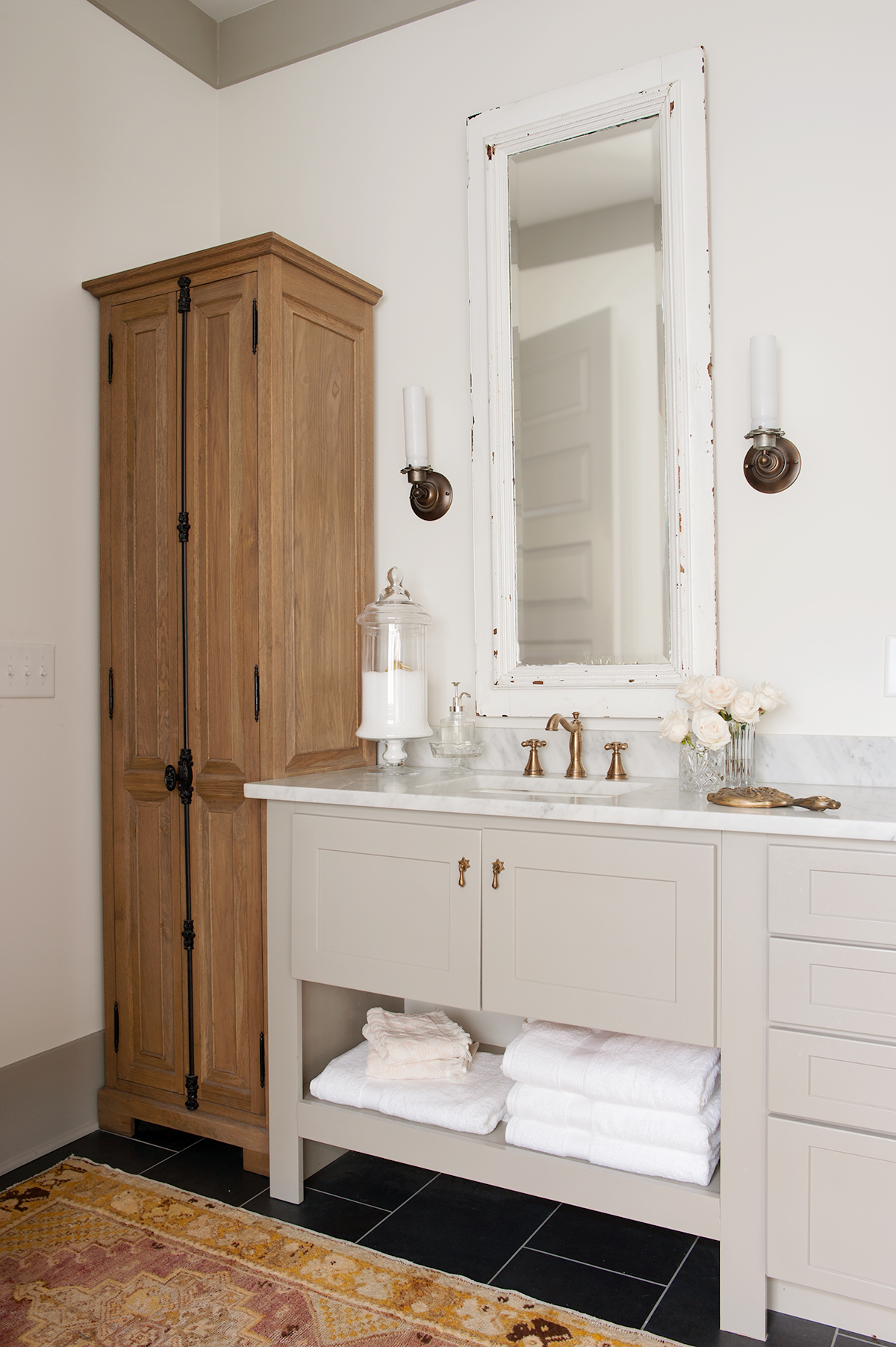 Bathroom Sink Cabinets Better Homes Gardens pertaining to proportions 1200 X 1803