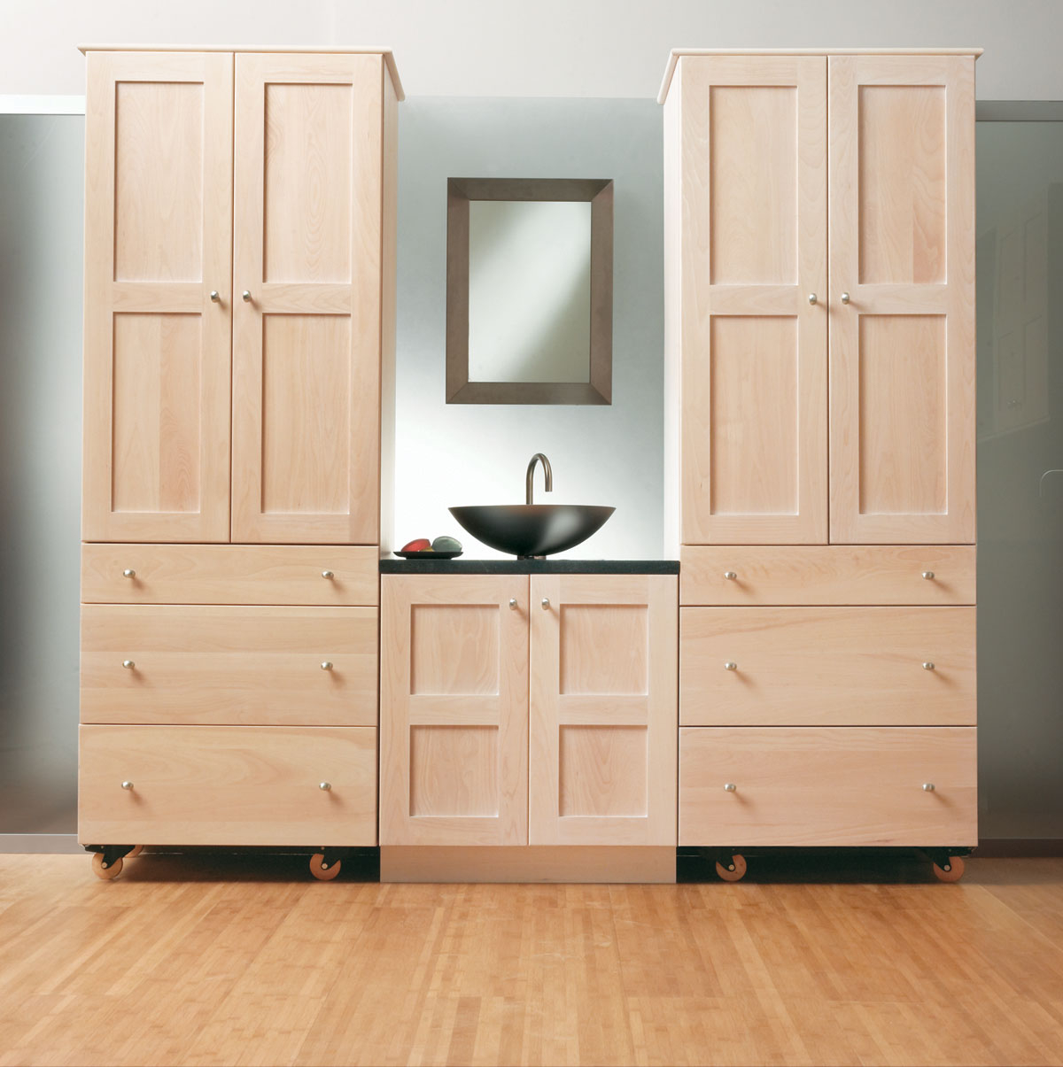 Bathroom Storage Cabinets Cabinets Direct for proportions 1200 X 1205