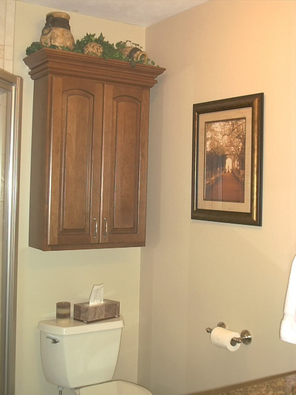 Bathroom Storage Cabinets Over Toilet Wall Cabinet Above inside size 960 X 1280