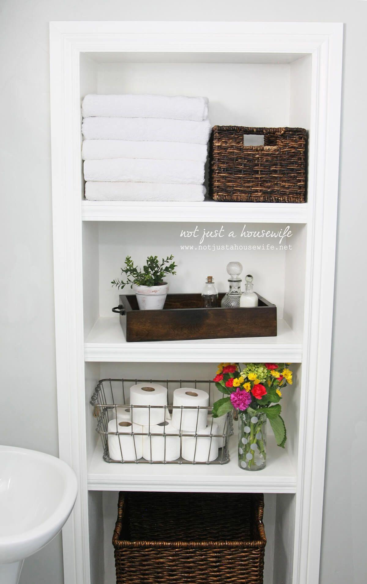 Bathroom Storage Ideas Small Bathroom Cabinets Storage throughout proportions 1200 X 1909