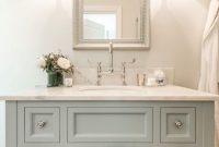 Bathroom Vanity With Baskets Under For Decorative Storage regarding sizing 740 X 1128