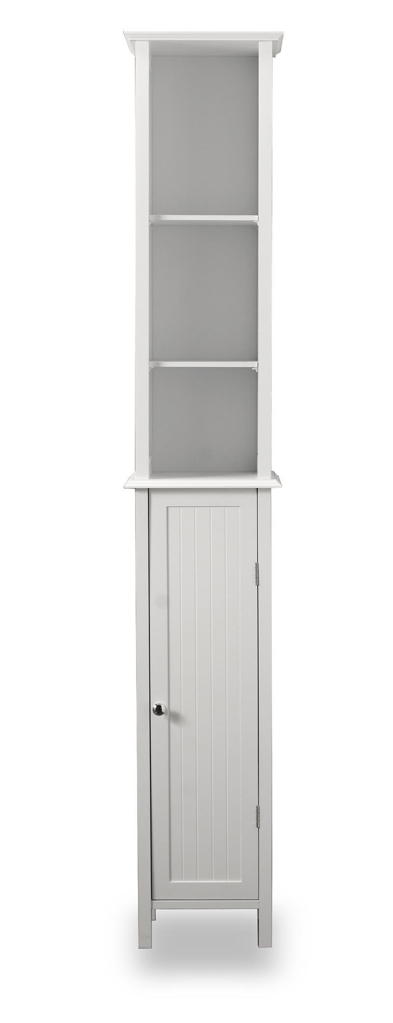 Bathrooms Freestanding Tall C Cabinets Bathroom Wall Narrow regarding size 800 X 2080
