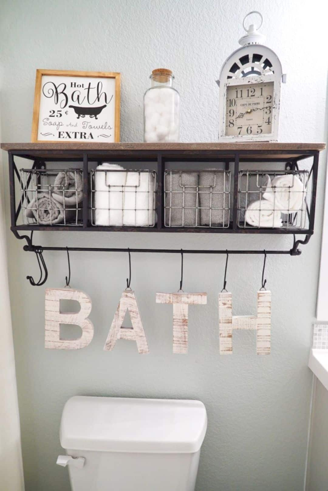 Be Creative With These 15 Diy Bathroom Storage Ideas To Save with dimensions 1080 X 1617