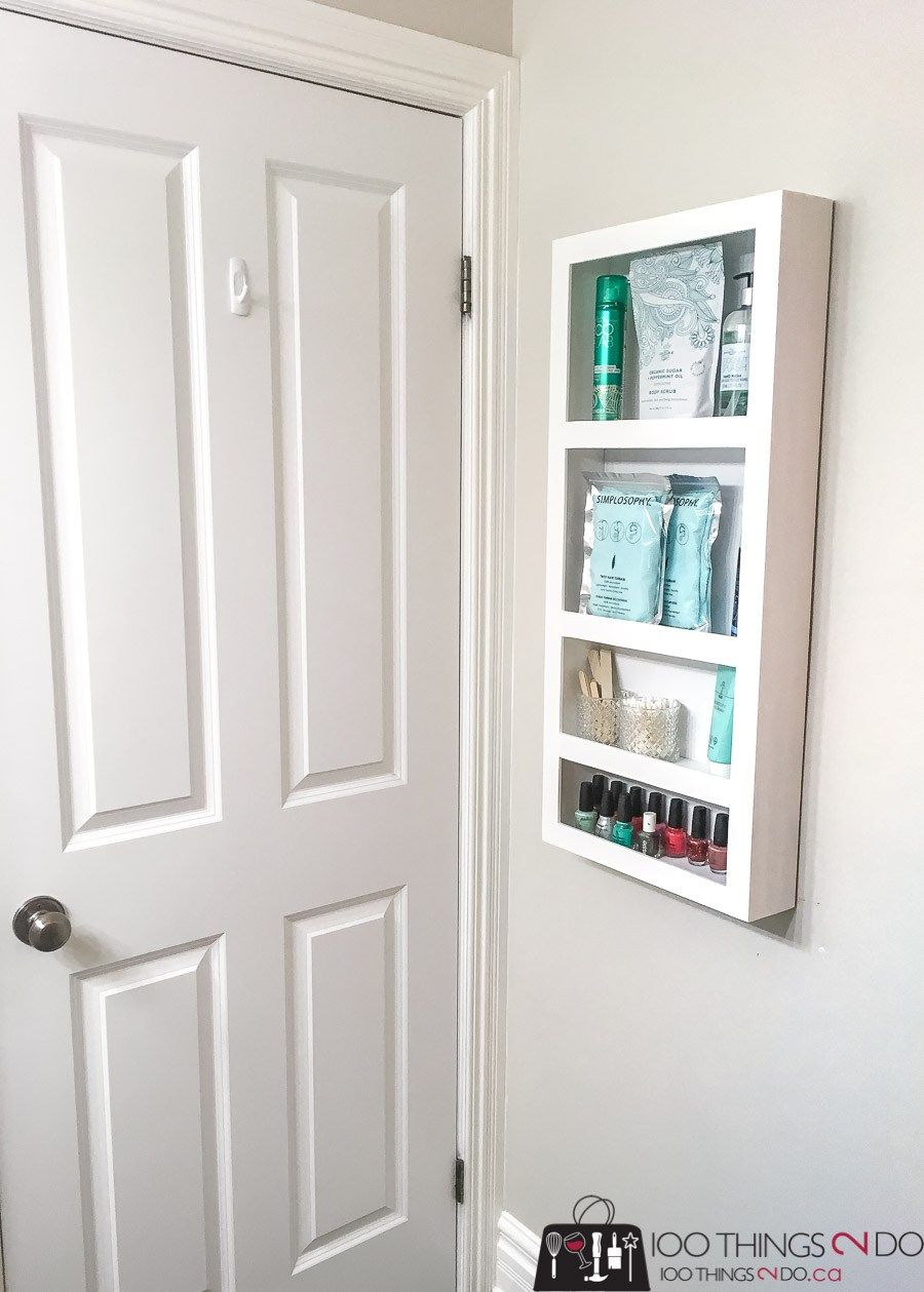 Behind The Door Storage Home Bathroom Storage Shelves pertaining to dimensions 900 X 1259