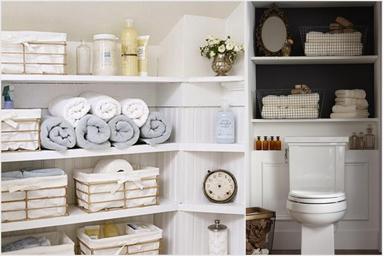 Brilliant Bathroom Cabinet Organizers Homesfeed pertaining to measurements 1382 X 922