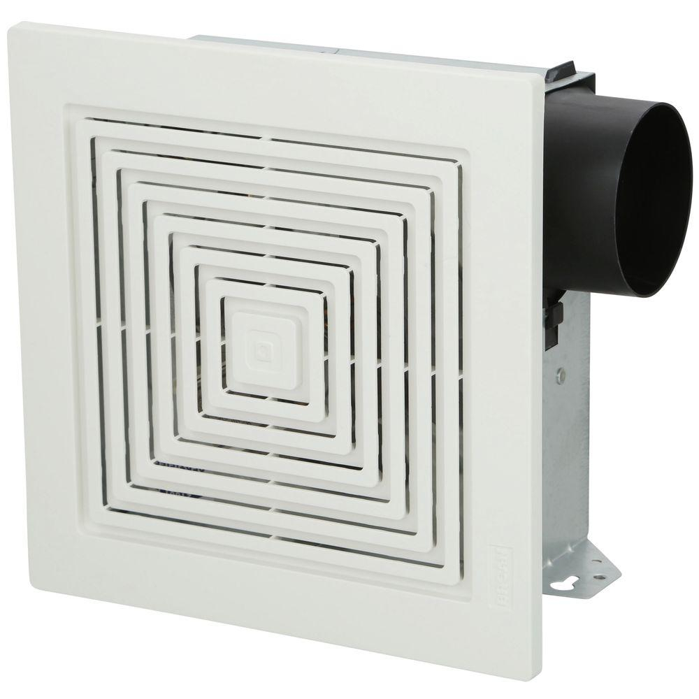 Broan 70 Cfm Wallceiling Mount Bathroom Exhaust Fan with sizing 1000 X 1000
