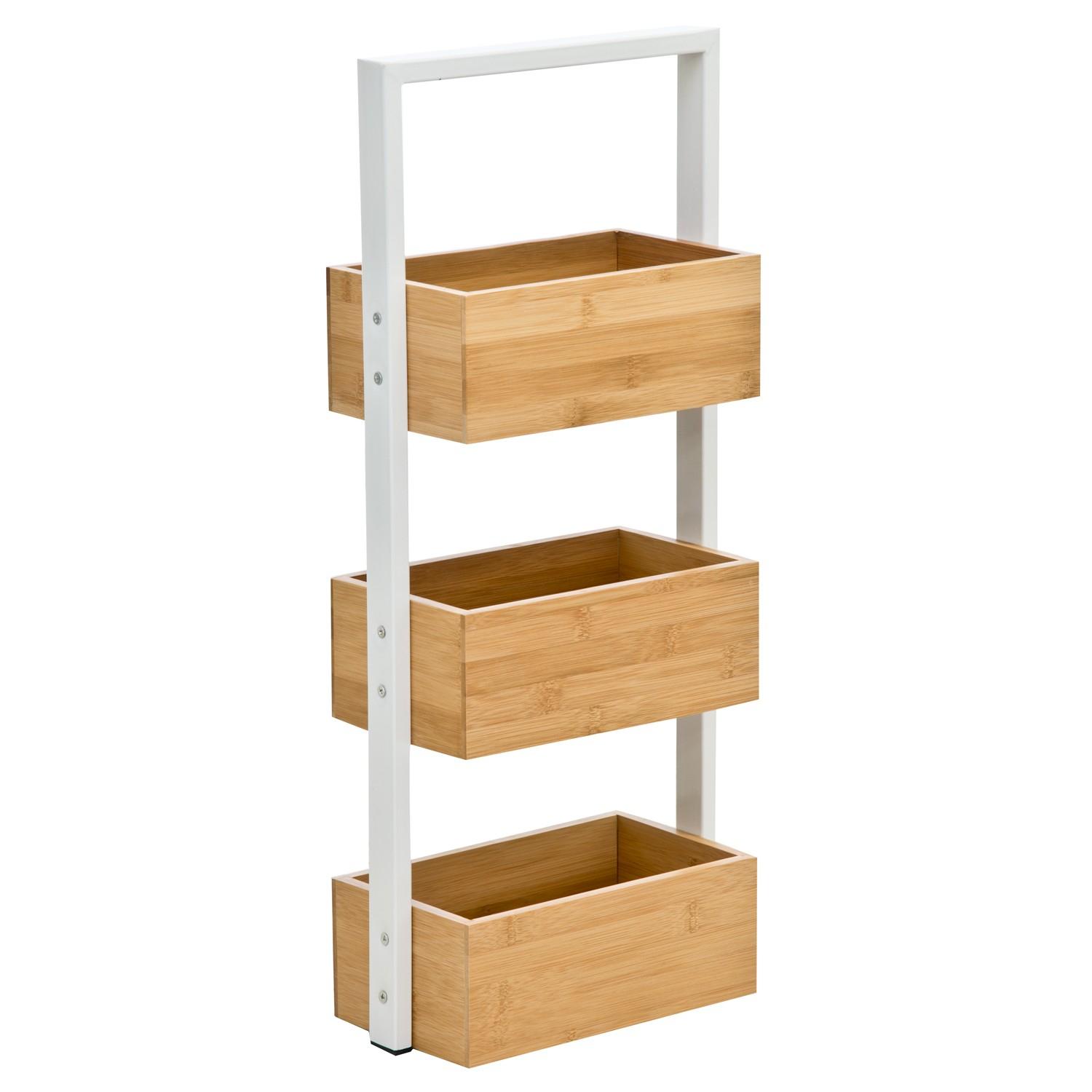 Casa Bamboo 3 Tier Bathroom Storage pertaining to proportions 1500 X 1500