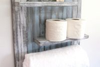Coastal Decor Above The Toilet Bathroom Shelves 3 Shelf with regard to dimensions 2291 X 3000