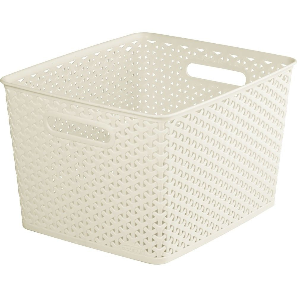 Curver Basket 18l For Cats Toys Izzy Storage Baskets regarding proportions 1000 X 1000