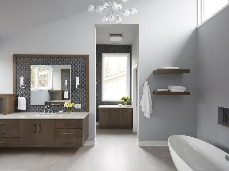 Dark Brown Contemporary Bathroom Cabinets Crystal Cabinets with regard to dimensions 1073 X 800