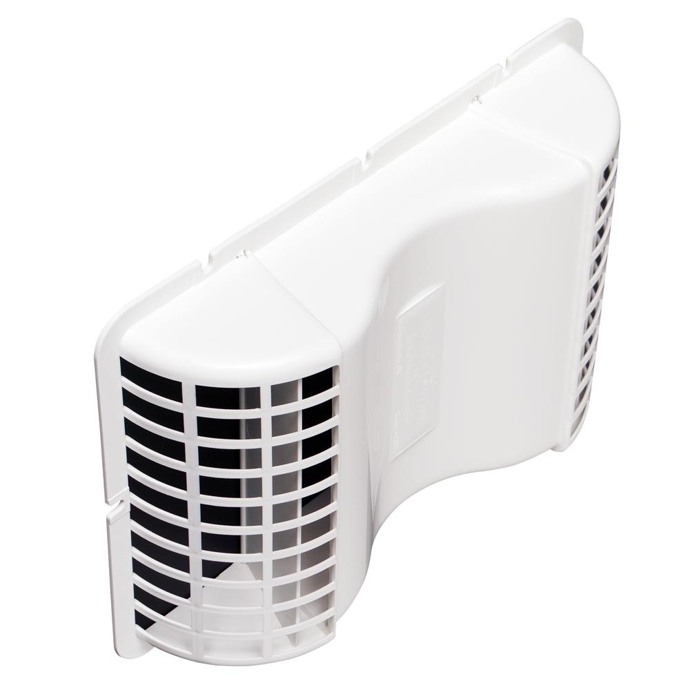 Deflect O 4 In X 4 In Plastic Under Eave Vent in size 1000 X 1000