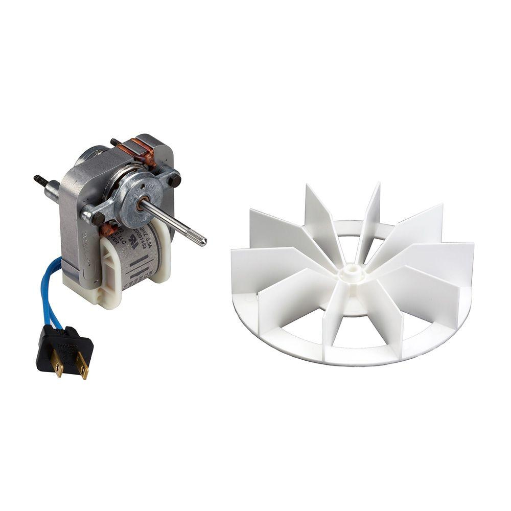 Details About Bathroom Exhaust Fans Broan 659 679 Vent Replacement Motor Impeller Parts Set inside sizing 1000 X 1000