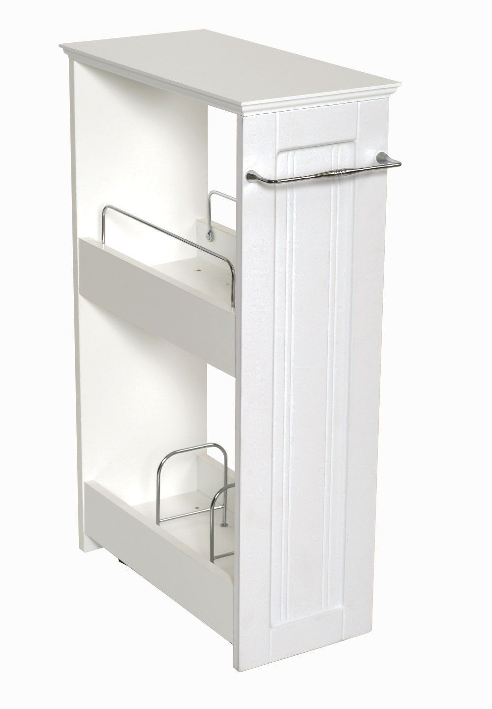Details About Bathroom Floor Storage Rolling Cabinet intended for size 1000 X 1440