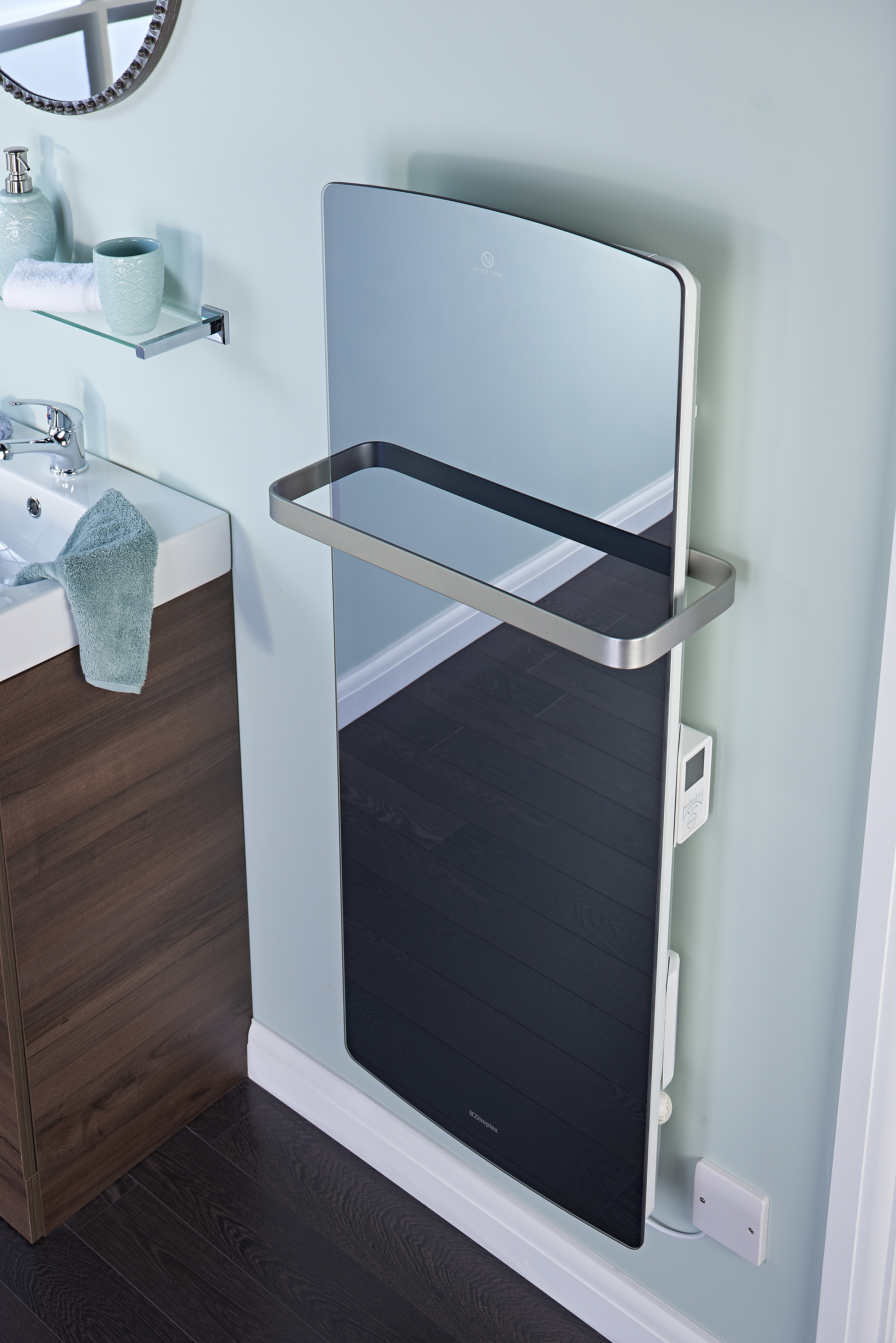 Dimplex Bathroom Panel Heater A Solution For Smaller with measurements 3071 X 4601