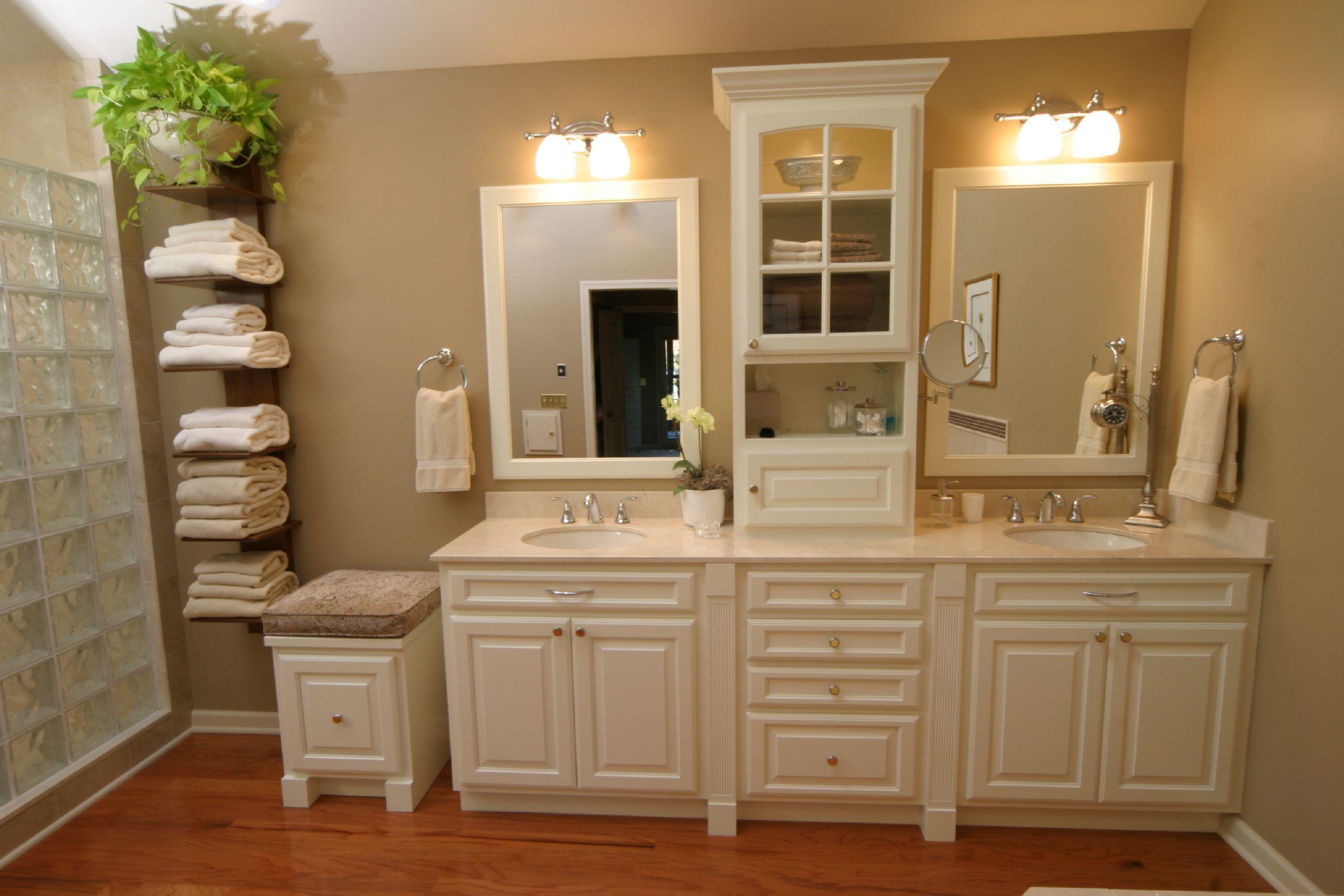 Distinguished Diy Bathroom Counter Storage Bathroom Counter within size 2560 X 1707