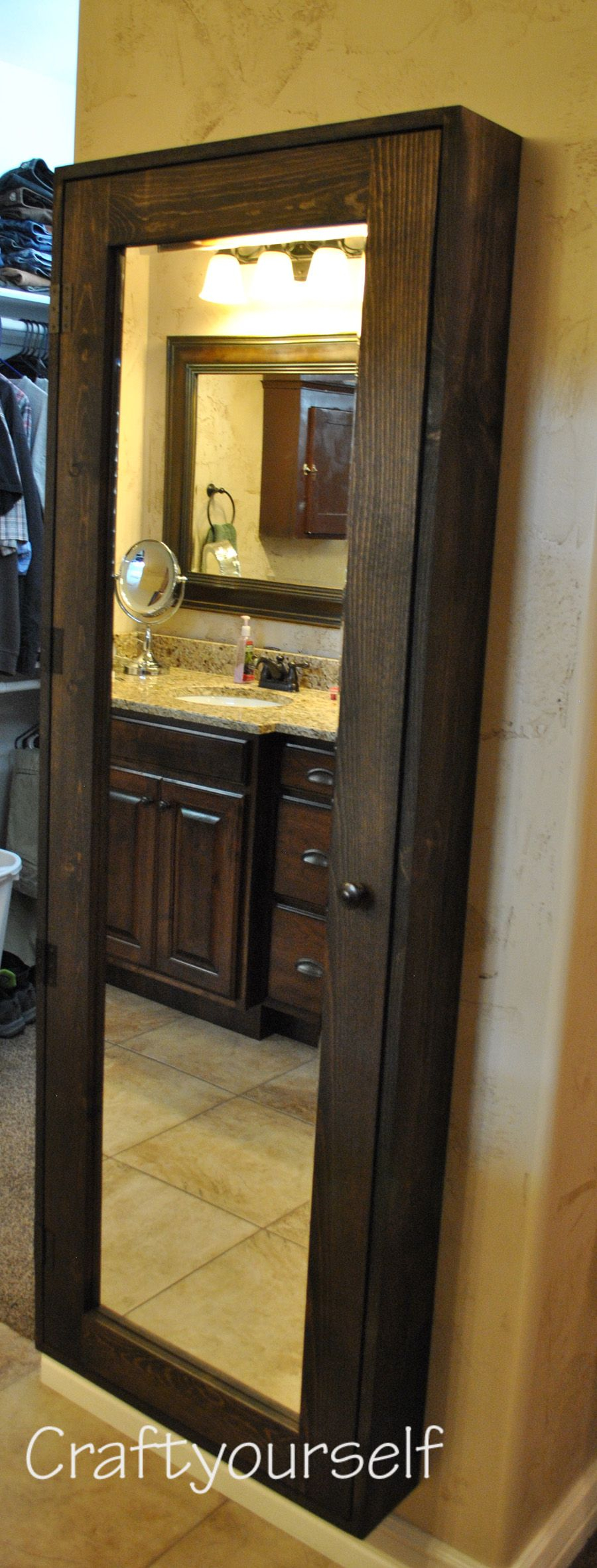 Diy Bathroom Cabinet With Mirror For The Home Bathroom within proportions 900 X 2365