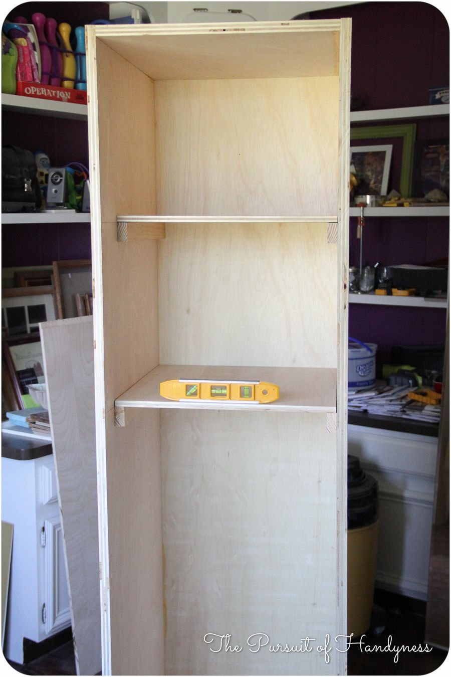 Diy Bathroom Linen Cabinet014 Shelf In 2019 Bathroom for sizing 900 X 1350