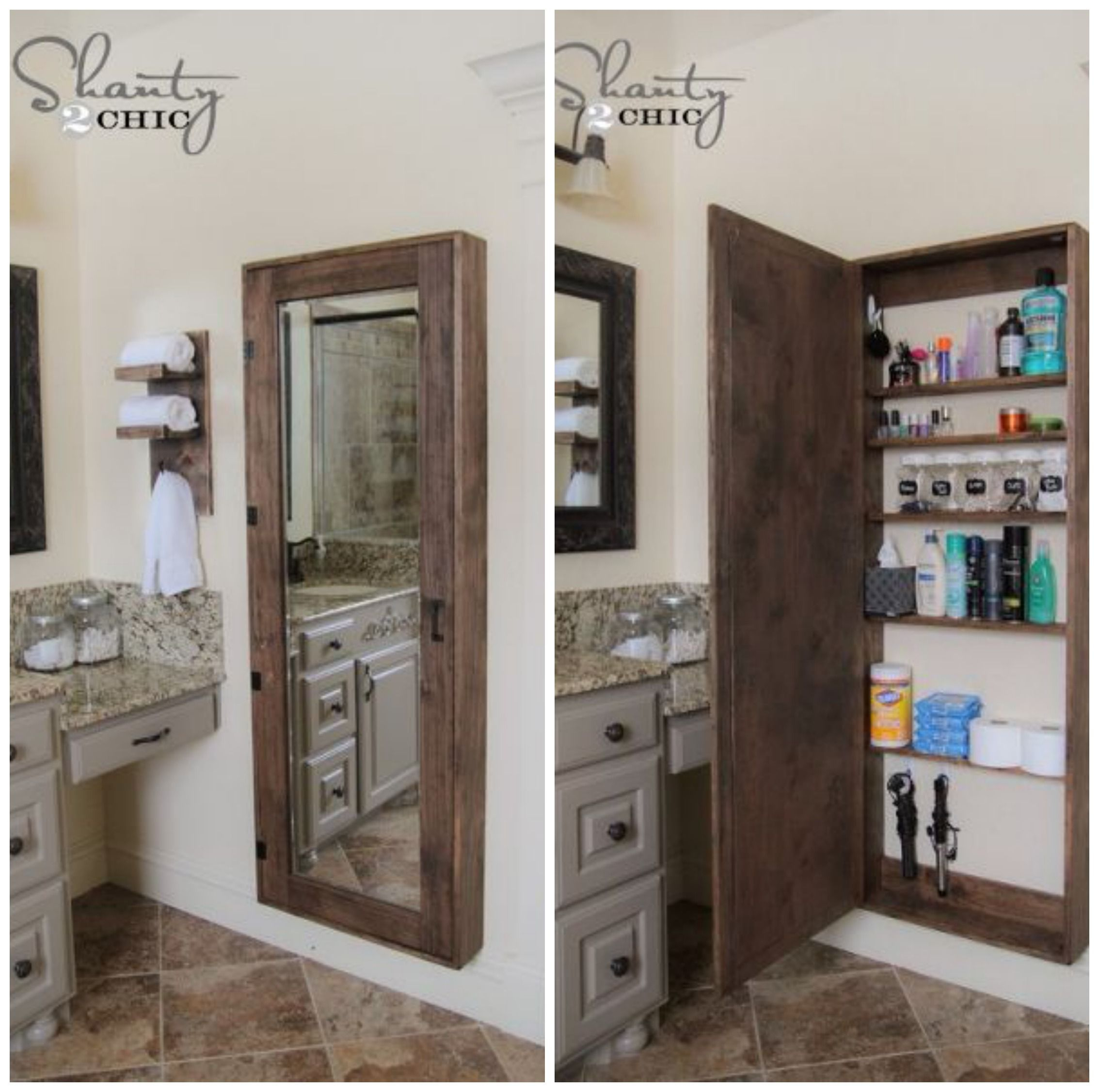 Diy Bathroom Storage Cabinet For The Home Bathroom with regard to sizing 2267 X 2253