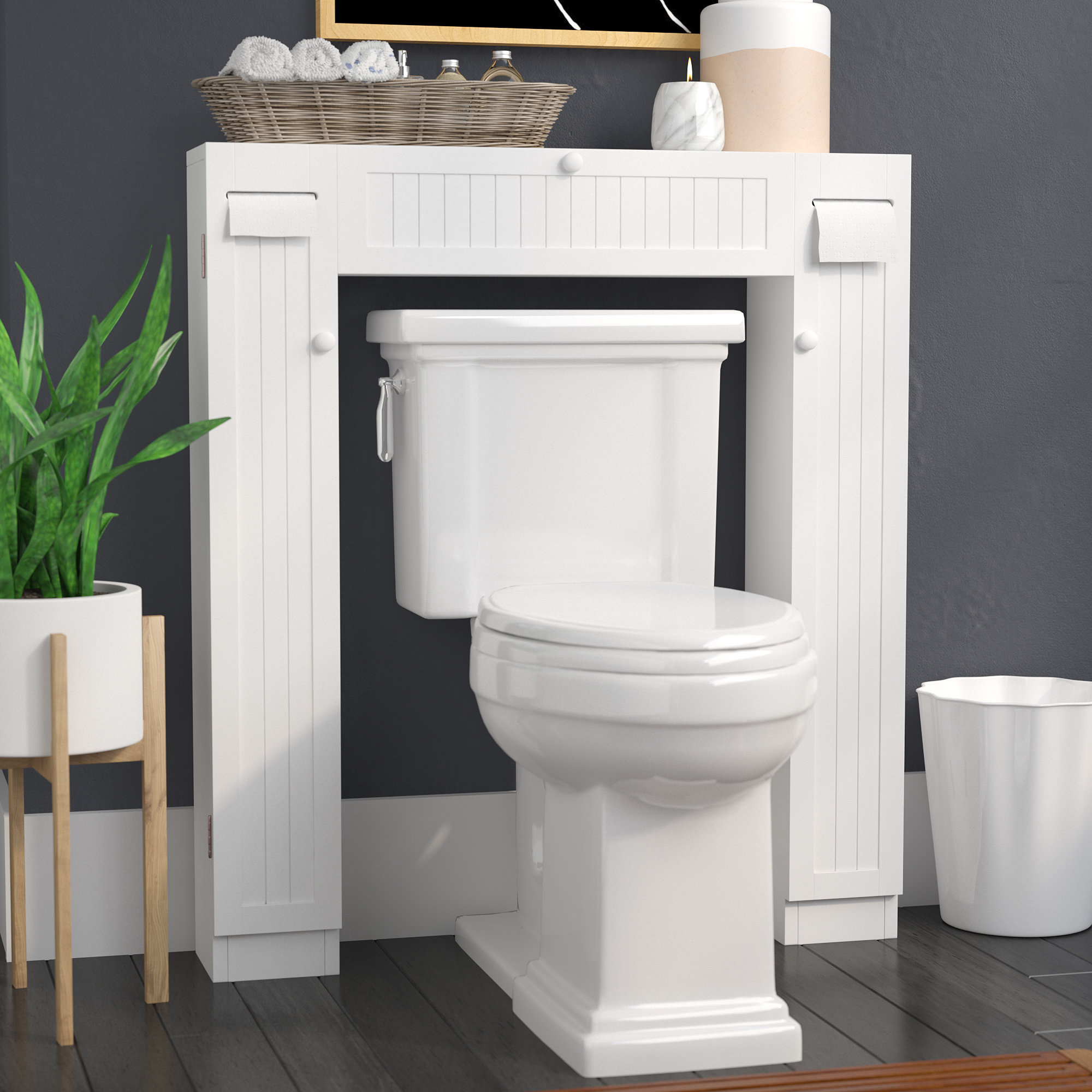 Eleanor 341 W X 383 H Over The Toilet Storage in sizing 2000 X 2000