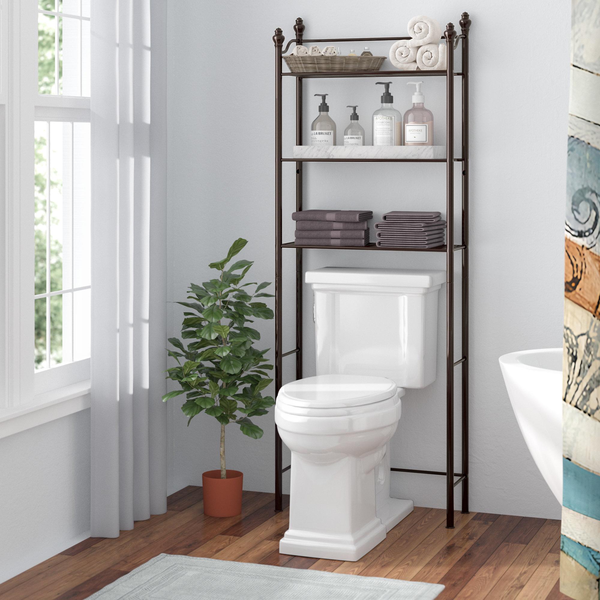Gracia 246 W X 649 H Over The Toilet Storage inside dimensions 2000 X 2000