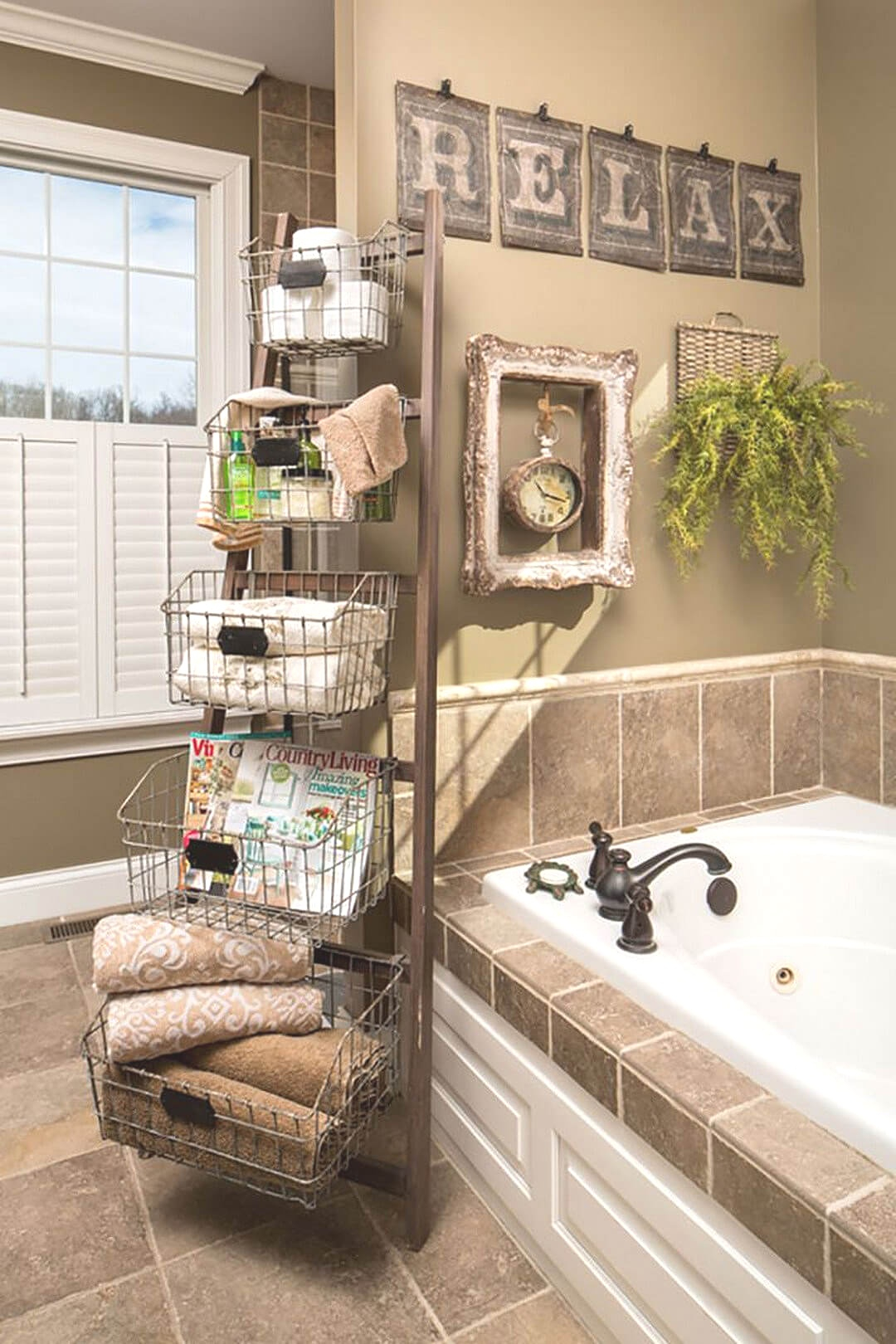 Home Ideas Bathroom Towel Storage Engaging Newsstand Style inside proportions 1080 X 1620