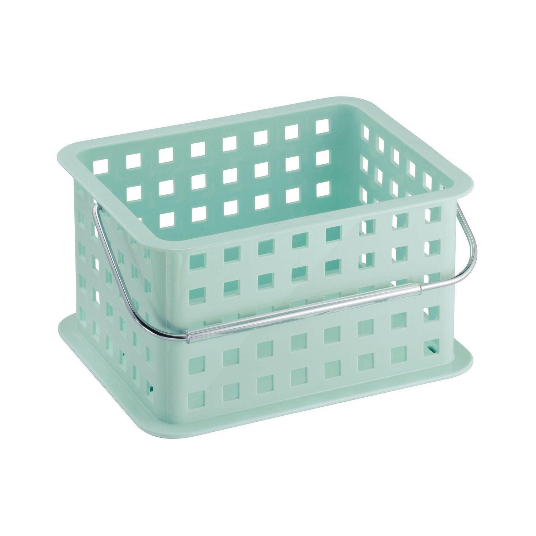 Mainstays Small Bathroom Storage Spa Basket throughout dimensions 1500 X 1500