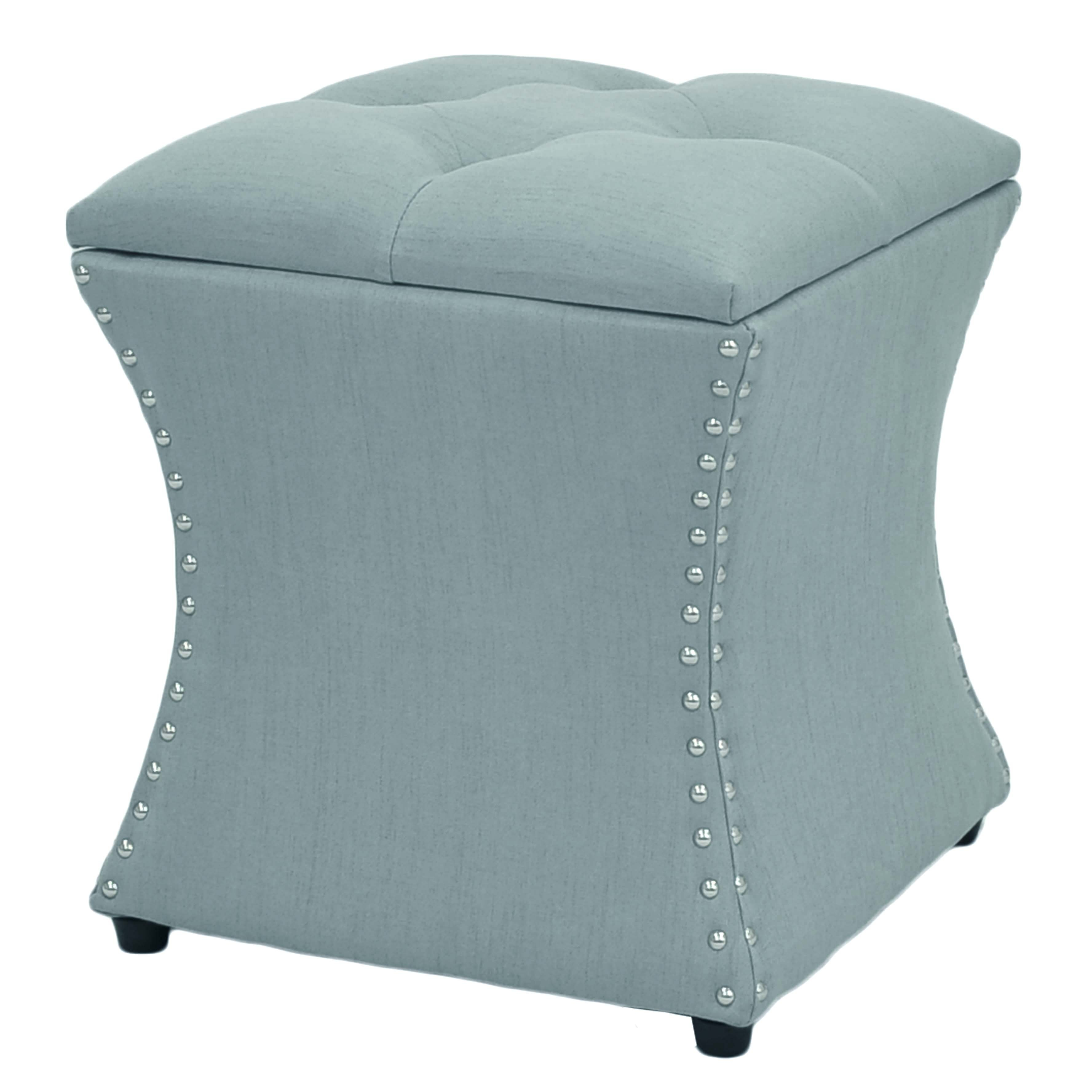 Mendes Storage Ottoman in sizing 3552 X 3552