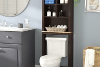Milledgeville 233 W X 6858 H Over The Toilet Storage with regard to sizing 2000 X 2000