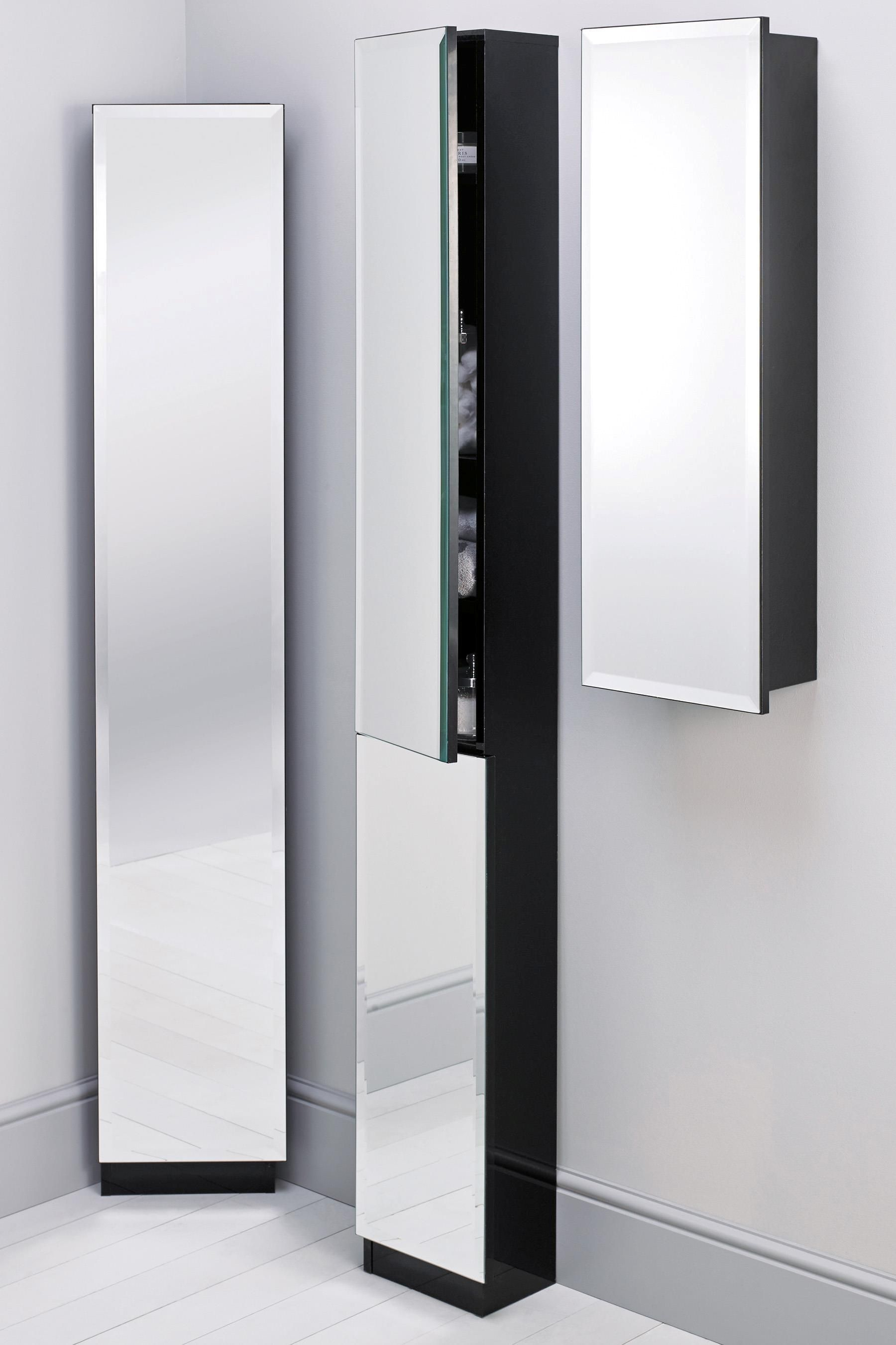 Mirror Storage Cabinet Bathroom Home Decor In 2019 Tall for proportions 1800 X 2700