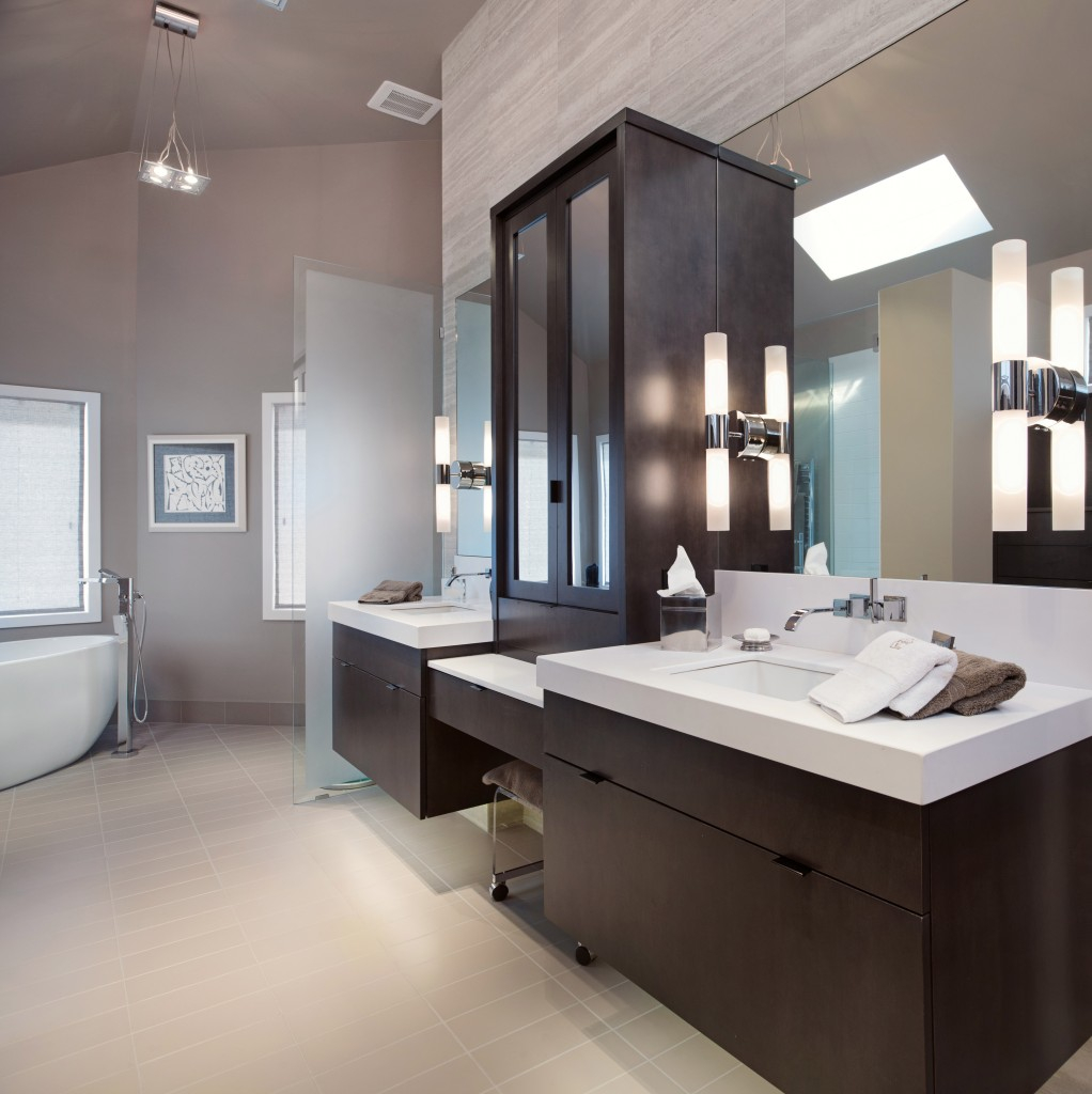 Modern Bathroom Cabinets Vanities Level Line And Storage intended for measurements 1022 X 1024