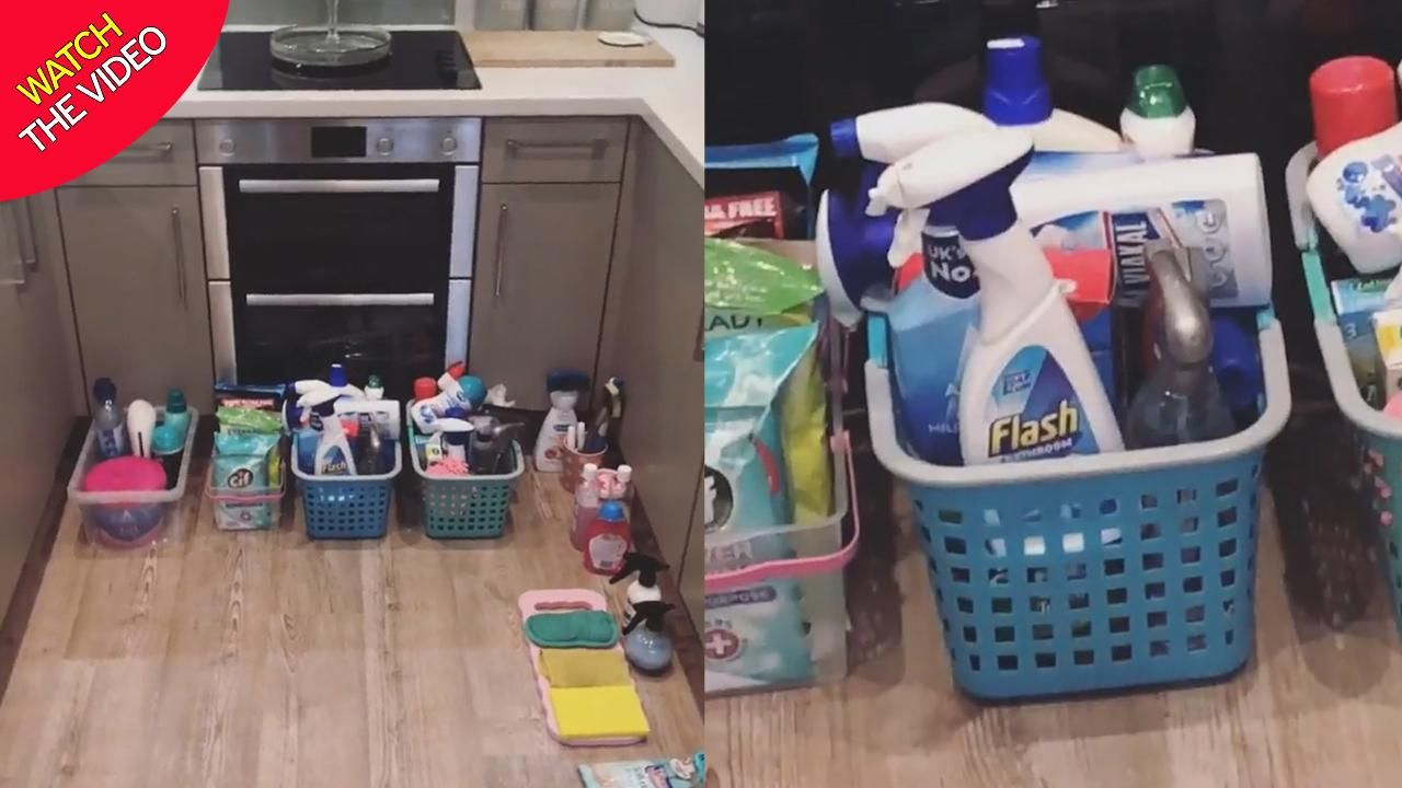 Mrs Hinch Reveals Essentials She Always Has In Cupboard with proportions 1280 X 720