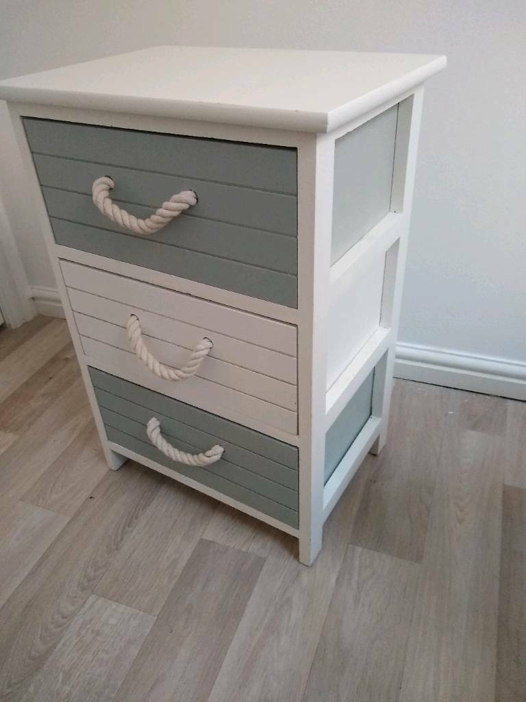 Nautical Seaside Bedside Table Bathroom Cabinet In Guisborough North Yorkshire Gumtree in size 768 X 1024