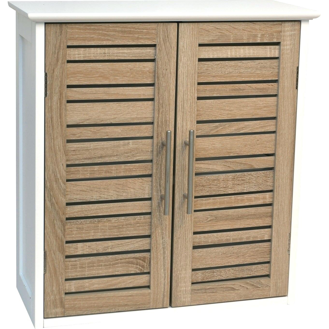 Oak Bathroom Storage Cabinet Shouter intended for measurements 1362 X 1362