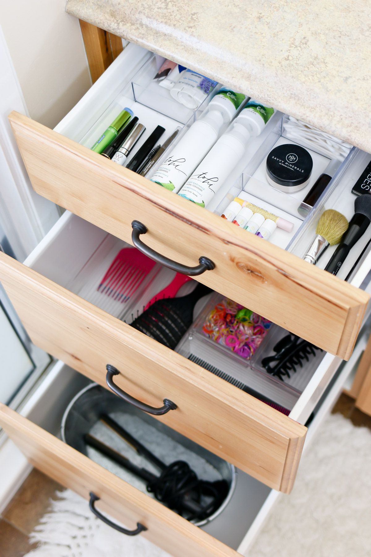 Organizing Bathroom Drawers And Cupboards Tidbits with measurements 1200 X 1800