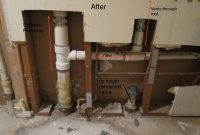 Plumbing Alteration Has Created Vacuum In Upstairs Toilets for measurements 3240 X 2430